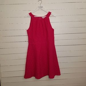 New York & Co. pink sleeveless dress